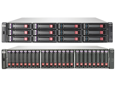 HP P2000 G3 MSA Array Systems
