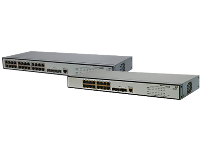 HP 1910 Switch Series