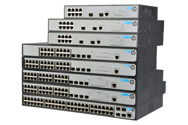 HP 1920 Switch Series